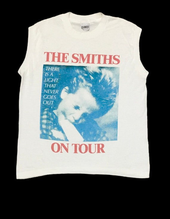 Rare Design Vintage Bootleg Rock Band The Smiths M