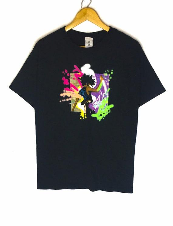 Rare Design Vintage Band BECK T-shirt 2000s