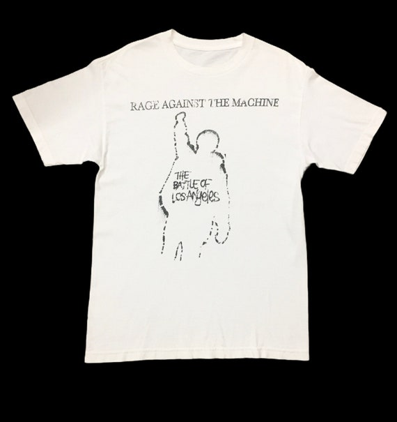 Rare Design Vintage Band Rock Rage Against The Mac