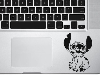 Stitch Decal Sticker, Lilo and Stitch, lilo decal, macbook decal, car decal, wall decal, vinyl decal, iphone decal, macbook sticker
