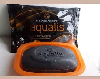 Aqualis African Black Soap