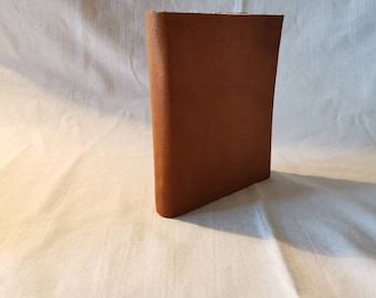 Small Brown leather Notebook