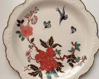 James Kent Old Foley Eastern Glory Decorative Plate