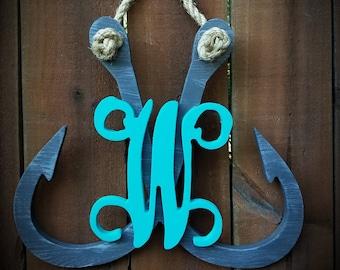 Monogram Hooks