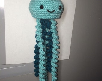 Amigurumi Crochet Jellyfish Made to Order