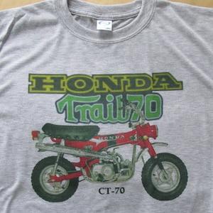 Honda XR75 inspired vintage motorcycle classic bike shirt tshirt