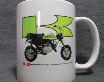 Green 75cc MT Kawasaki Coffee Cup 5d1a59bbc791
