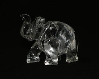 Crystal Elephant Etsy