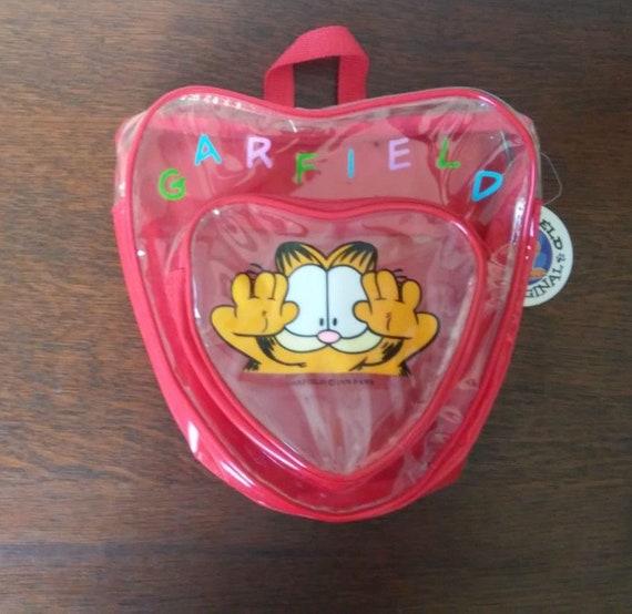 Retro Garfield backpack
