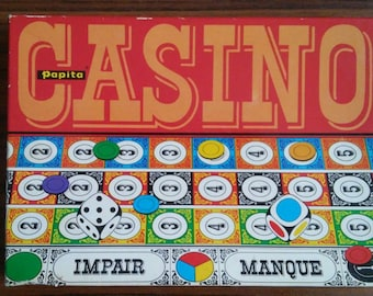 Vintage game Casino
