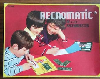 Vintage game Recnomatic