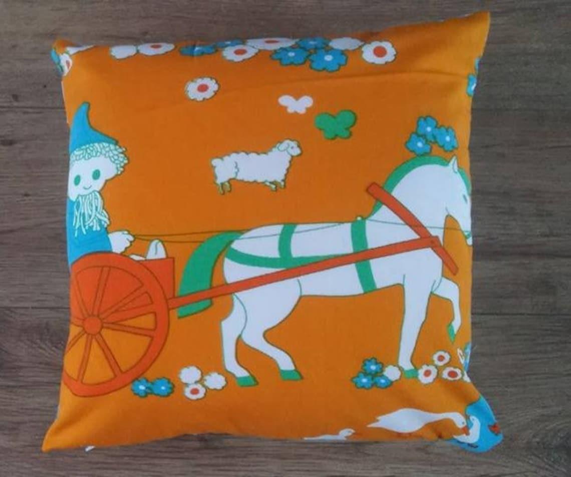 Pillow cover cushion cover Jo Blund ,Klaas Vaak,Zandmannetje Sandmännchen,