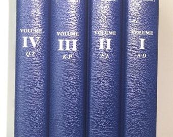 Dark Blue Books