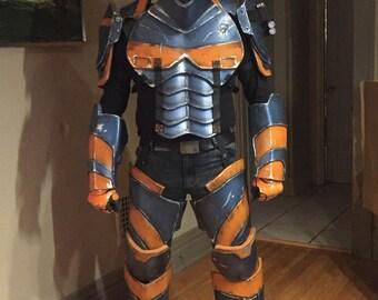 Deathstroke Costume Cosplay