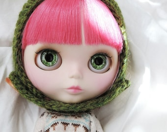 Pixie hat for blythe