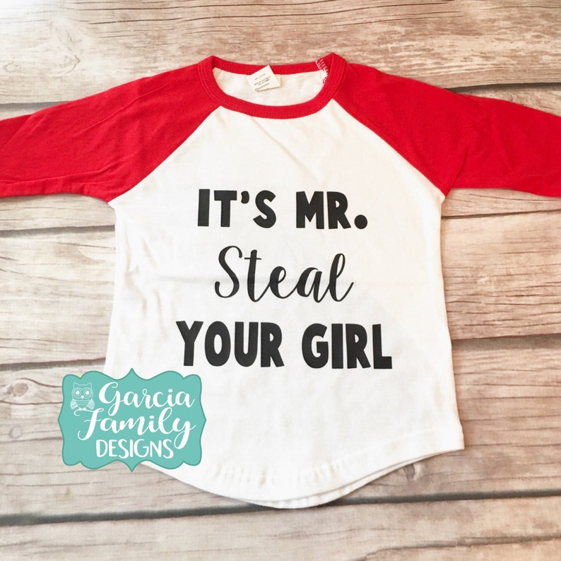 a69abbd44 It's Mr Steal Your Girl Mr Steal Your Girl Raglan Raglan | Etsy
