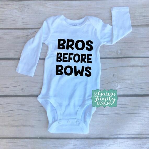 26055ea64 Bros Before Bows Hip Hop Toddler Shirt Bros Shirt Urban