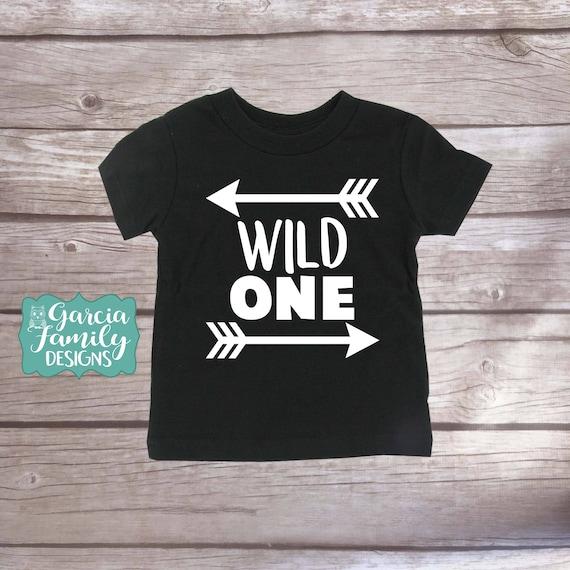 Wild One 1 Birthday ShirtI Am Shirt 1st