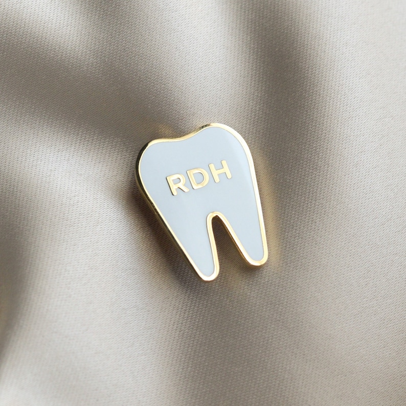 Arts,crafts & Sewing New Metal Teeth Badge Golden Silver Dentist Gift Decoration Backpack Shirt Denim Jacket Brooch Accessories Jewelry Craft