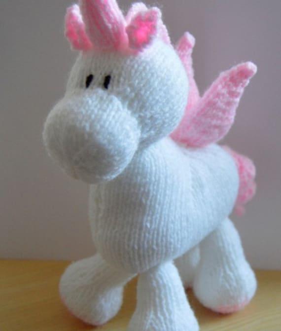 Patrón de punto de unicornio Stardust unicornio punto patrón | Etsy