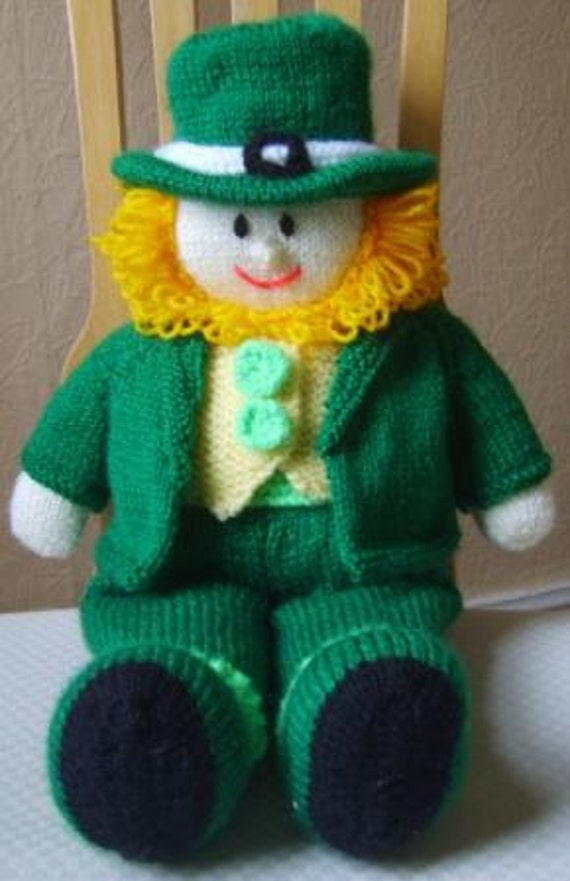 Kobold Strickmuster Larney O\'Sullivan die Kobold-Puppe | Etsy