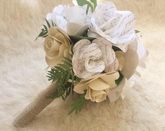 Paper flower bouquet | Etsy