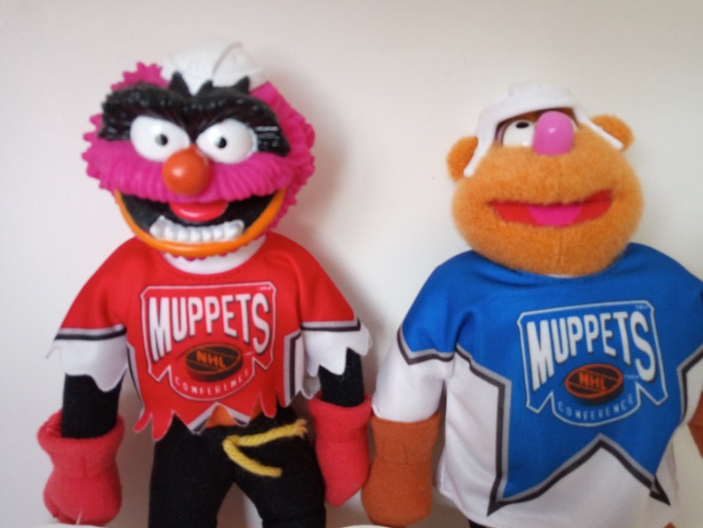 Muppets Toy McDonald Muppets Toy Vintage Muppets