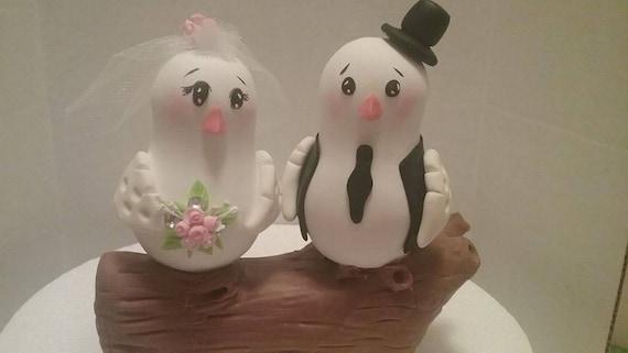 Love Birds wedding cake topper   Etsy