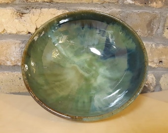 Pottery Bowl - Kelp Forest