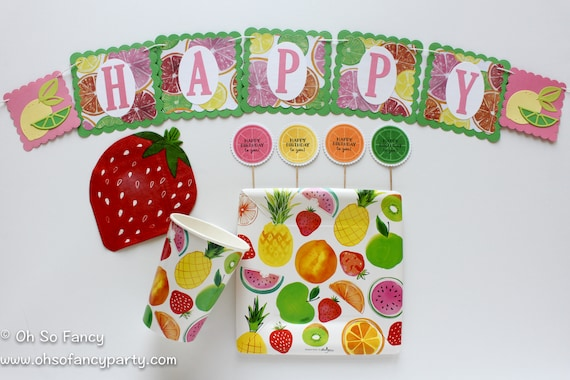 Tutti Frutti Party Bundle Fruity Two Ti Fruiti