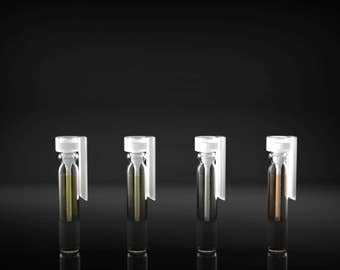 Sample pack, Fragrances