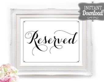 Bridal Party Door Signs Instant Download Printable Wedding Etsy