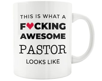 Pastor Gift Ideas For Wedding Officiant Gifts Funny Mug Priest Minister