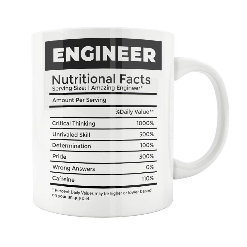 Engineering Gifts Chemical Engineer Gift Mug