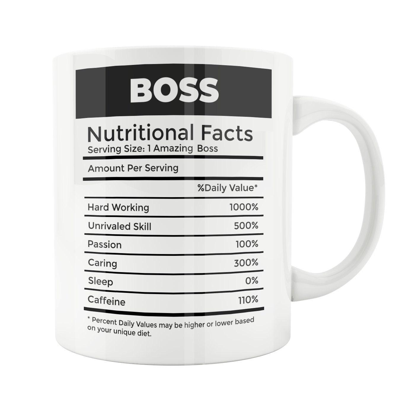 Boss Mug Boss Lady Gift Funny Mug Gift For Boss Mom Boss | Etsy