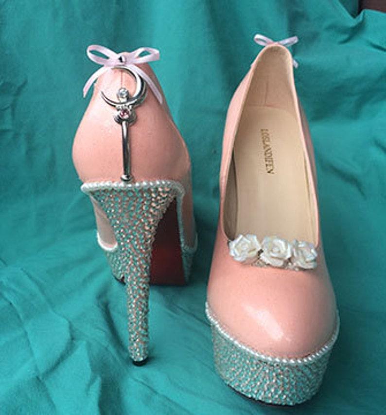 2ef5f2cf434d9 Pretty Pink Precious Princess Shoes