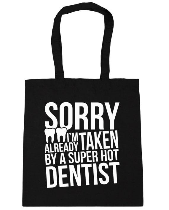 Désolé, je suis déjà prise par un Super chaud dentiste Tote Shopping plage sac de sport x38cm de 42cm, 10 litres