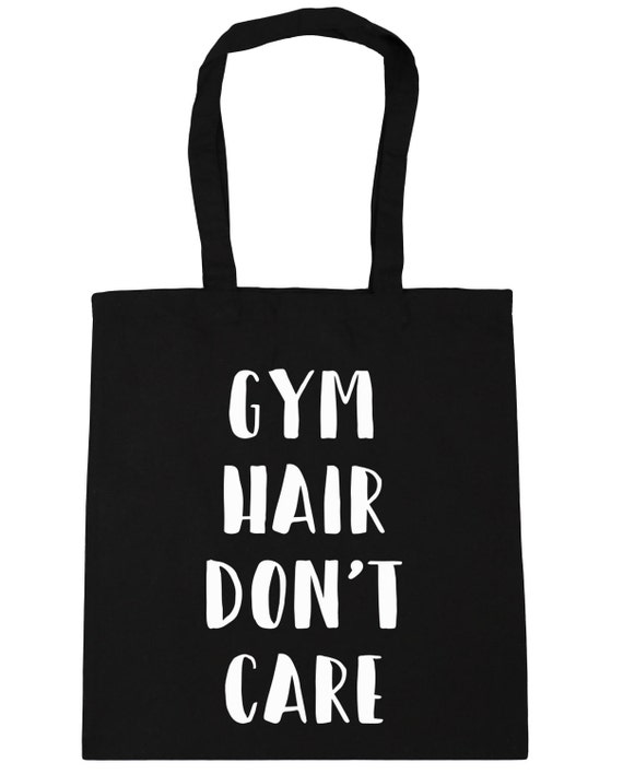 Salle de gym cheveux ne soin sac cabas Shopping plage sac de sport x38cm de 42cm, 10 litres