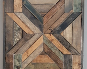 Rustic Wood Wall Art