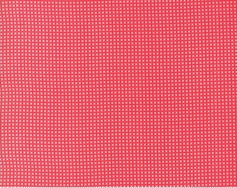 Moda FEED SACKS RED ROVER 23309 23 Red Check LINZEE MCCRAY Quilt Fabric 30/'s