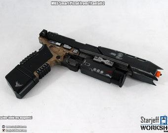 MK6 Smart Pistol Prop from Titanfall 2 [Fan-art]