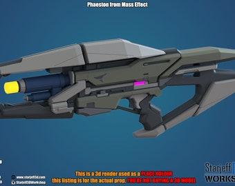 Phaeston from Mass Effect [Fan-art]