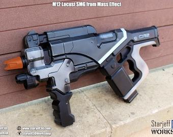 M12 - Locust from Mass Effect [Fan-art]