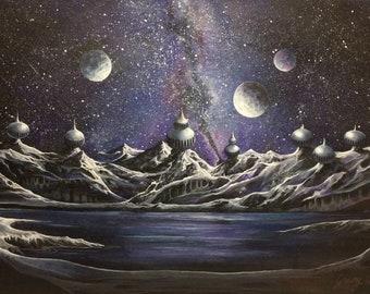 Surreal Fantasy: Alien Colony