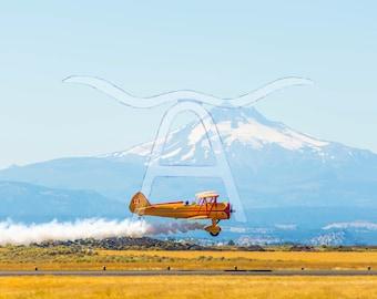 Aviation Photographic Art - Boeing Stearman