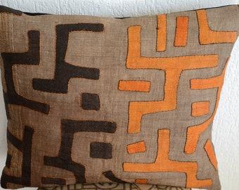 Kuba cloth pillow | Etsy