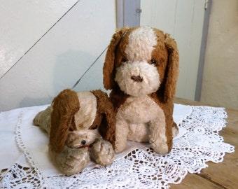 Stuffed Toy Dogs Etsy Uk
