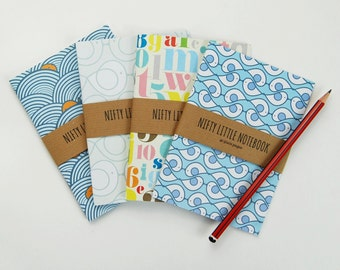 A6 Notebook for Lists and Things