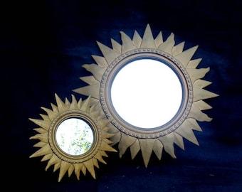 Brocante Spiegels Te Koop.Spiegels Vintage Etsy Nl