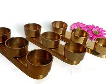 Candle holders, candle holder, brass candle holder, vintage brass, antique brass, vintage candle holders, brass, brass  candle holders.